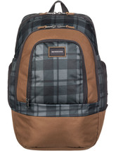 Quiksilver 1969 Special Backpack in Plaid Tarmac - $57.40