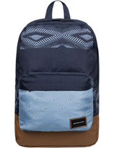Quiksilver Night Track Backpack in Dream Weaver Captains Blue - $51.01