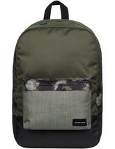 Quiksilver Night Track Backpack in Wax Dots Camo Grey - $44.64