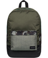 Quiksilver Night Track Backpack in Wax Dots Camo Grey - £33.49 GBP