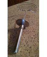 RARE Pampered Chef Pastry Blender with long Handle~RETIRED~~HTF - $38.99