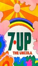 "7 UP ""The Uncola"" Magnet - $6.99"
