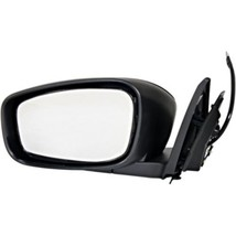Fits 08-13 Infiniti G37 Coupe Left Driver Power Mirror Unpainted W/Heat, Memory - $117.95