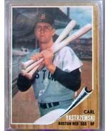 1962 Topps #425 Carl Yastrzemski - $84.03