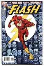 Flash #225-2005-Rogues Gallery - 1st appearance/birth JAI & IRIS WEST II - $24.83