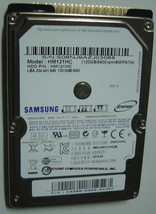 "New Samsung HM121HC 120GB IDE 44pin 2.5"" 9.5mm Hard Drive Free USA Ship HM121HC"