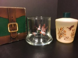 Vintage AVON 1981 CHESAPEAKE COLLECTION GLASS & WILD COUNTRY AFTER SHAVE... - $2.96