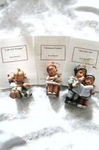 Set of 9 Hummel Christmas Ornaments - $80.00