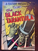 Feature Presentation Black Tarantula 1950 #5 3.5 VG- Very Good- Golden A... - $118.80