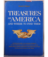 Treasures of America, Ed. Reader's Digest, HB, DJ, antiques, collectibles, - $2.99