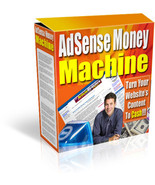 Adsense Money Machine - ebook - $0.59