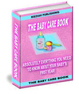 The Baby Care Book - ebook - $0.59