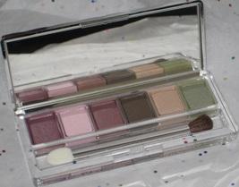 Clinique Colour Surge Eyeshadow 6-Pan Palette with Sunburst, Totally Neutral... - $34.98