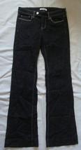 White House Black Market Noir Strech Jeans jeweled sz 2  NWOT - $14.99