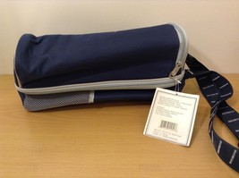 Spectrum Picnic Plus Wine Duffel Bag Set in Dark Blue - $34.64