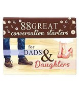 Dads & Daughters Conversation Starters by Christian Art Gifts Fast Free ... - $10.82