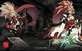 GUILTY GEAR Xrd REV 2 authorized special faceplate Fight Stick Art for M... - $21.72