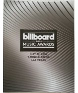 Billboard Music Awards 2016 T-Mobile Arena Las Vegas Souvenir Program, New - $5.95