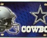Cowboys plate tag thumb155 crop