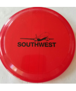 "SOUTHWEST AIRLINES mini frizbee 5-1/4"", New - $9.95"