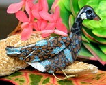 Canadian goose brooch pin clay alaskan artist jacqui ertischek 1994 thumb155 crop