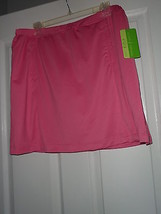 Allyson Whitmore Golf Skorts Size Ps Stretch Bogy Pink Nwt - $17.94