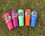 2016 Yeti Rambler Cooler Tumbler Stainless Steel w/ Lid Travel Cup Coffee Mug