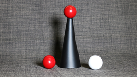Ball and Cone Combo by The Ambitious Card - Trick - $69.25