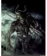Haunted Death Demon Power Vessel Bone Servitor - $100.00