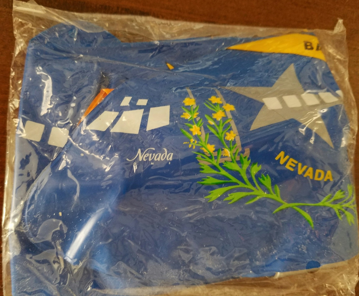 SOUTHWEST AIRLINES Inflatable Airplane- Nevada Battle Born Sealed
