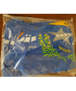 SOUTHWEST AIRLINES Inflatable Airplane- Nevada Battle Born Sealed - $9.95