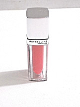 Breathtaking Apricot Color Sensational Elixir® Lip Gloss Lacquer Maybell... - $4.99