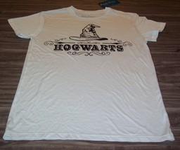 WOMEN'S HARRY POTTER HOGWARTS T-shirt XS NEW w/ TAG - $19.80