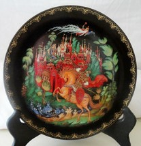Russian Legends Ruslin & Ludmilla 1st Issue Porcelain Collector Plate No... - $19.89