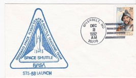 STS-53 SPACE SHUTTLE LAUNCH GREENBELT MD DECEMBER 2 1992 - $1.78