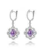 925 Sterling Silver Fine Jewelry Earrings Natural - $148.99