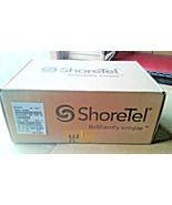 Shoretel IP 485G Black  NEW  - $330.00