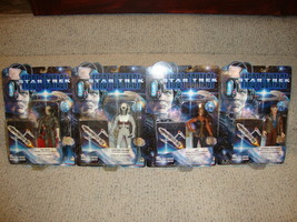 STAR TREK ~ First Contact Movie Figures 1996 Lo... - $13.00