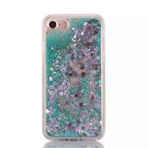 Liquid Case for Galaxy A510,Creative Design Shiny Glitter Floating Quick... - $8.47