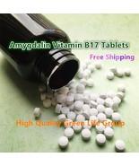Best Quality 500 PCS 99% Vitamin b17 Tablets /Amygdalin / Laetrile ! - $275.00