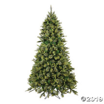 Vickerman 6.5' Cashmere Pine Christmas Tree with Warm White LED Lights - $377.75