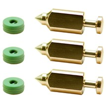 Carburetor Float Valve Needle Seat Kit Fits 398188 83412 90700 91700 99700 - $6.29+