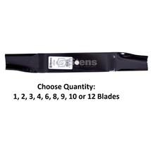"Hi-Lift Blades Fit 2246 H-2246 H2499 52"" Deck Charger Boss Jazee Jazee II Pro - $28.98+"