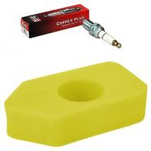 Tune Up Kit fits 3.5-4.75 HP Engine 5129B 698369 J19LM B2LM Air Filter Q... - $10.06