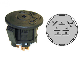 Ignition Switch For 94762 94672MA 175566 925-1741 GY20074 112-6115 16396... - $14.51