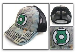 Green Lantern: Hal Jordan & Lantern Corp Baseball Cap Brand NEW! - $19.99