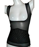 Hoeleen Body Shaper, Black, Size XxLarge, Hoeleen Waist Cincher - $12.80