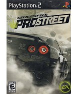 PlayStation 2 - Need For Speed ProStreet - $7.25