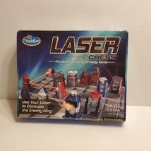 ThinkFun Laser Chess Two Player Strategy Game and STEM Toy for Boys and Girls - $43.00