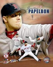 Jonathan Papelbon Red Sox Comp Vintage 8X10 Color Baseball Memorabilia Photo    - $3.99